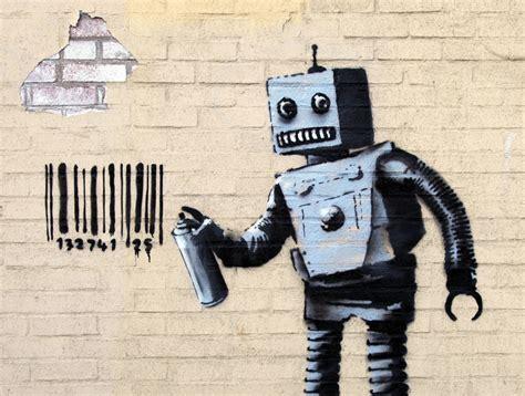 banksy robot coney island business insider