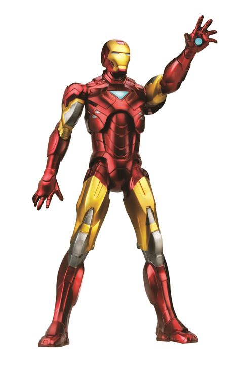 Boneka Marvel Heroes Iron toys assembled tons of images collider