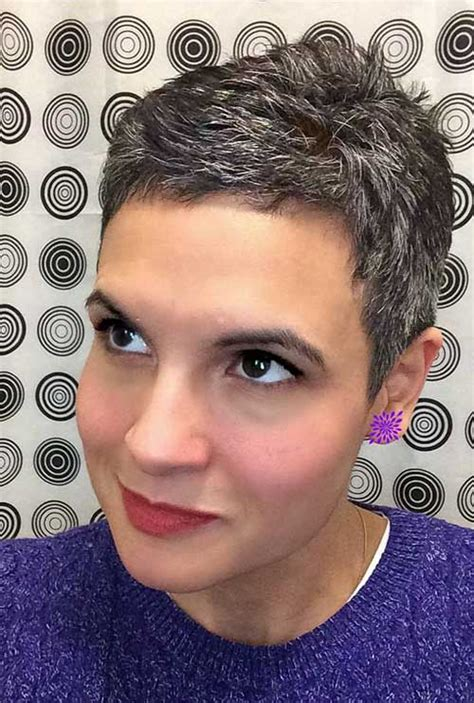 grey pixie cuts black woman 10 pixie hairstyles for gray hair pixie cut 2015