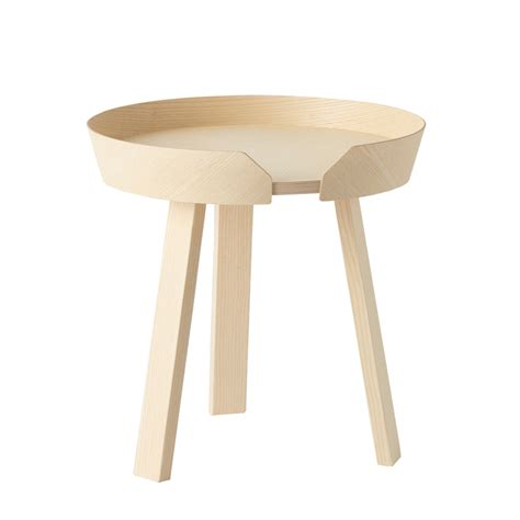 muuto side table around coffee table muuto shop