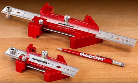 layout tools woodpeckers odd job tool a modern take on a classic