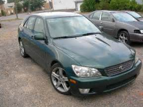 Used 2001 Lexus Is300 For Sale Green 2001 Lexus Is300 For Sale 11k Clublexus Lexus