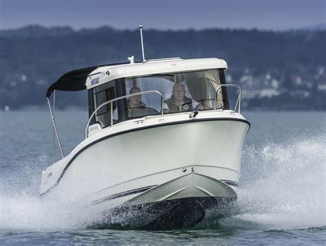quicksilver fast boat quicksilver captur 555 pilothouse allwetter allrounder