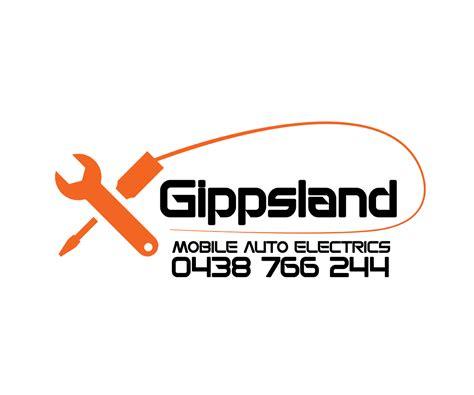 design a logo mobile logo design for gippsland mobile auto electrics by