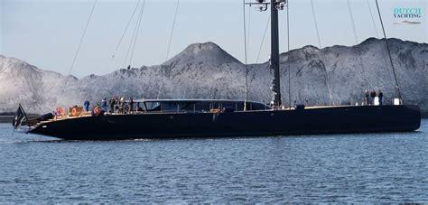 yacht ngoni sailing yacht ngoni ex beast hull 398 a royal huisman