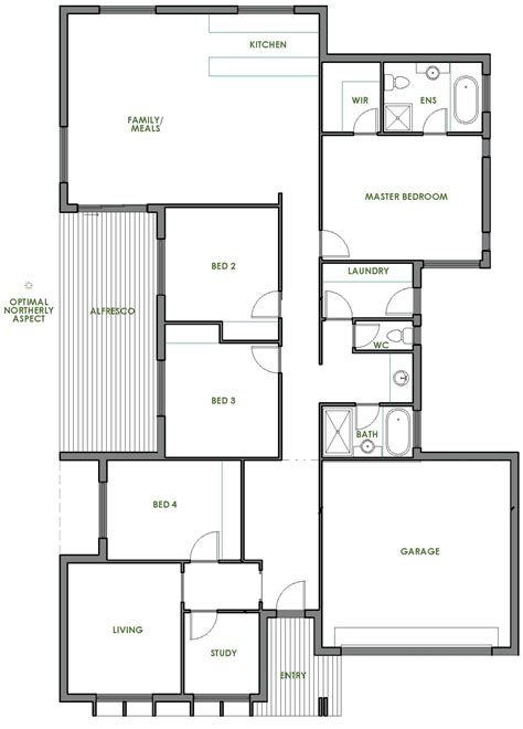 eco floor plans eco house floor plans homes floor plans