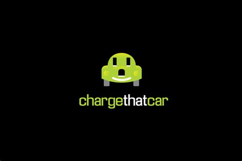 electric vehicles logo charge that car electric car logo logo cowboy