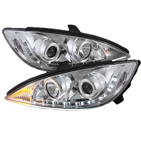Headlights For Toyota Camry 2002 2004 Toyota Camry Led Drl Projector Headlights