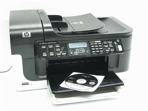Printer Hp Officejet 6500 Wireless All In One hp officejet 6500 wireless all in one color inkjet printer p n cb057a ebay