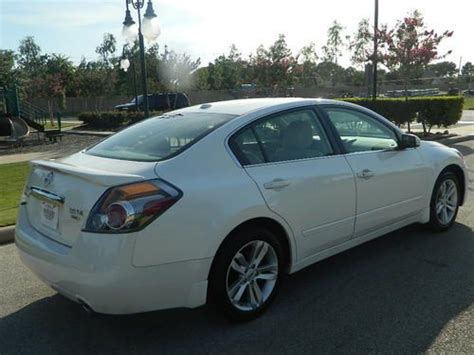 nissan altima sport 2012 purchase used 2012 nissan altima 3 5 sr sport sedan