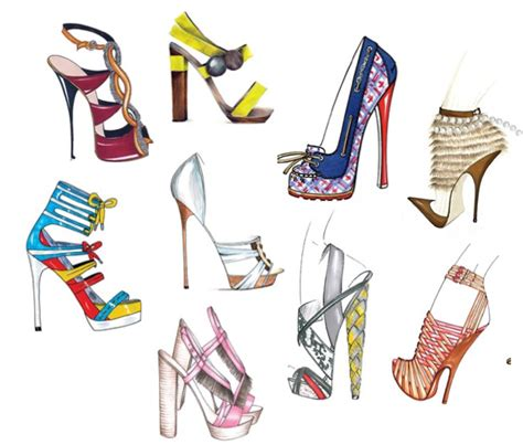 Shoe Designer To by Sketches Shoe Sketches Images And