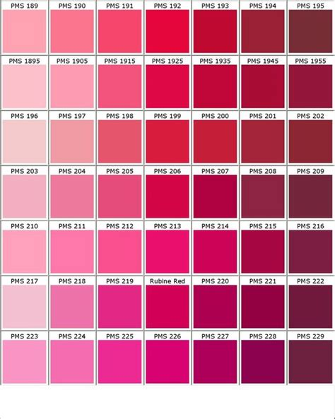 matching colours with pink color chart hair pinterest charts search and colour