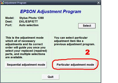 tutorial resetter epson 1390 driver and resetter printer error blinking epson 1390 part 1
