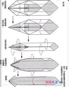 Origami Fishing Boat - awesome origami boat used for disciples fishing with