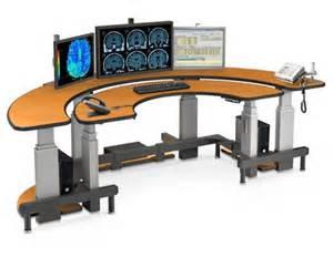 half circle ergonomic standing desk afcindustries