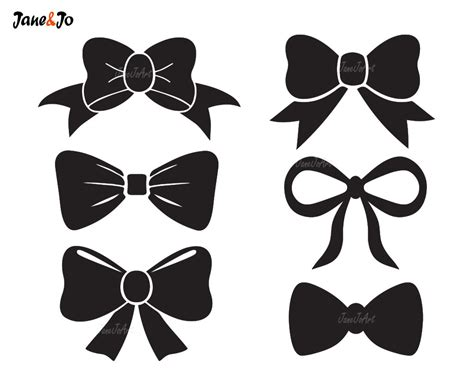 bows clipart bow tie svg bow svg file bow vectorbow clipart bow svg etsy