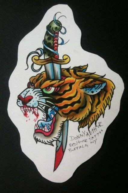 old school tiger head tattoo 33 best tiger tattoo designs images on pinterest tattoo