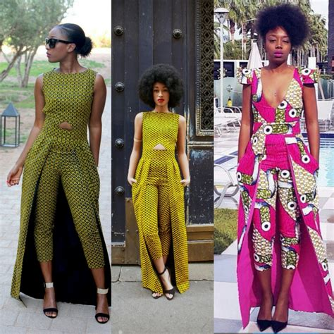 With You Jumpsuit these ankara jumpsuit styles will look on you