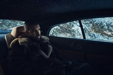 drake rolls royce snow drake quot views quot digital booklet hypebeast
