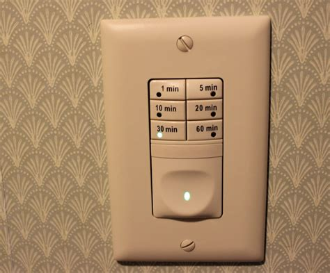 bathroom vent timer dewstop humidity control review bathroom fan timer