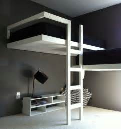 Ideas For Loft Bunk Beds Design Modern Loft Bed Interesting Architecture Remodelling Fresh At Modern Loft Bed Ideas