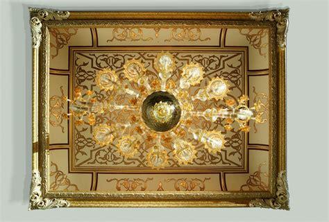 soffitto decorato il dell affresco ingegneria d affresco il soffitto
