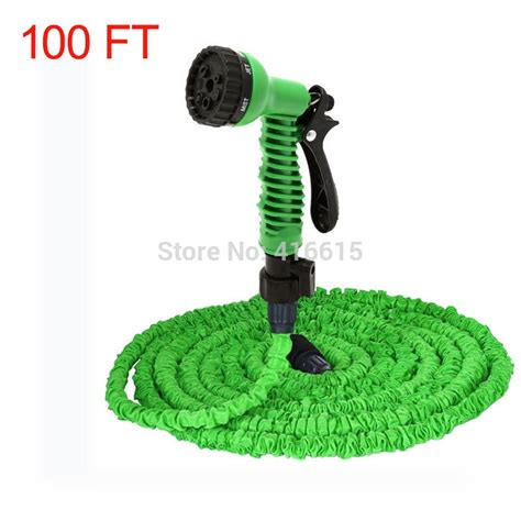 100ft Garden Hose by Aliexpress Buy Retractable Expandable The Magic