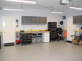 Best Lighting For Two Car Garage Bloombety Garage Lighting Ideas With White Door Garage