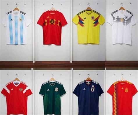 baju world cup 2014 jelang piala dunia adidas rilis jersey anyar bernuansa