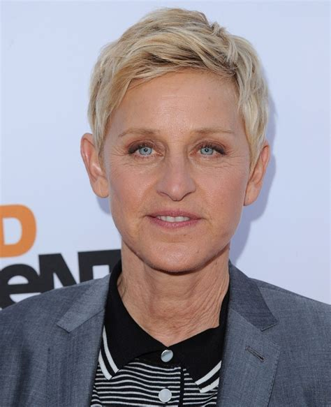 Degeneres Hairstyle by Degeneres Hair Style 2013 Pictures Of Degeneres