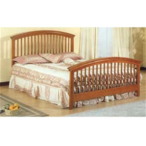 queen spindle bed oak finish queen size spindle bed 4886 co idollarstore com