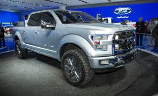Ford Atlas 2015 2015 Ford F 150 Revealed New Generation Vehicles
