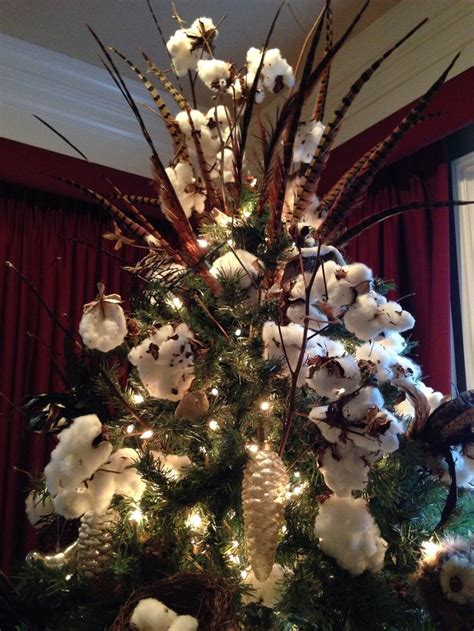 cotton christmas tree 12 best manly images on ornaments deco and