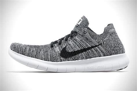 Nike Free Run Flyknit Oreo Hiconsumption