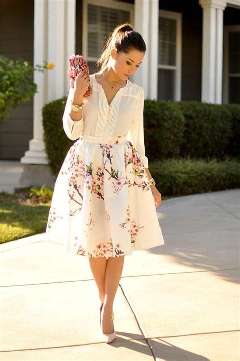Rok Midi Pink Cherry cherry blossom a line skirt from trendy wendy z boutique skirts track and pink