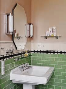 green home bathroom 36 retro green bathroom tile ideas and pictures