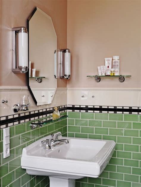 retro bathroom ideas 36 retro green bathroom tile ideas and pictures