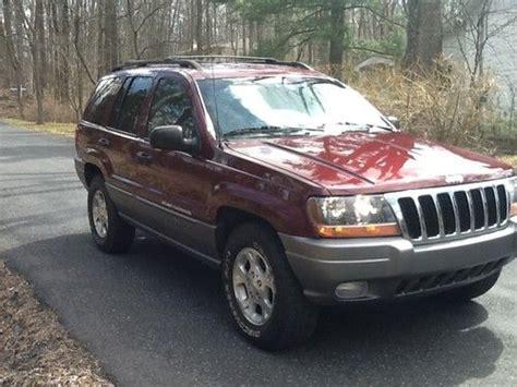 2000 Jeep Grand Laredo Mpg Find Used 2000 Jeep Grand Laredo 4 0l 4x4 Auto
