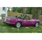 1973 Triumph Spitfire  Information And Photos MOMENTcar