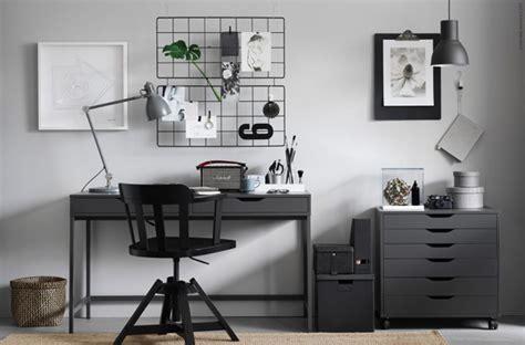 Cool Office Desk Stuff Cool Stuff Ikea Alex Desk