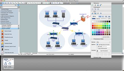 network diagram free software network diagram software
