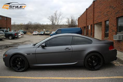 matte grey bmw matte grey bmw m6 vehicle customization shop
