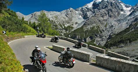 Stilfserjoch Motorrad by Tour In Moto Suggeriti Con Partenza Da Tirolo Presso