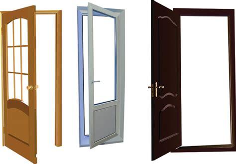 free doors door security door vector free vector 4vector