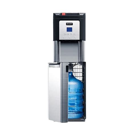 Dispenser Sharp And Cold jual sharp swd78ehlsl dispenser harga kualitas