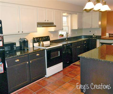 paint finishes for kitchen cabinets two toned kitchen makeover general finishes design center