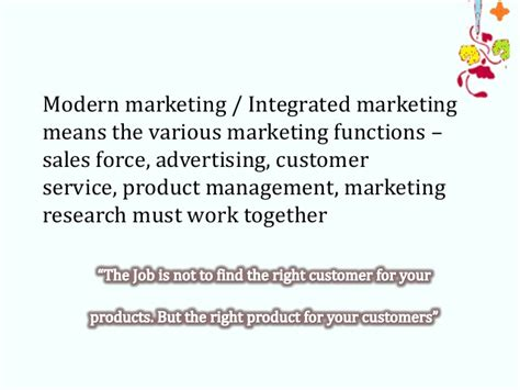 Mb2 Marketing Functions Producers Mba Research by Concept Of Marketing