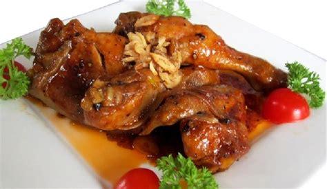 Masakan Ayam Bebek Favorit S324 resep ayam bacem yang mudah praktis dan nikmat gingsul