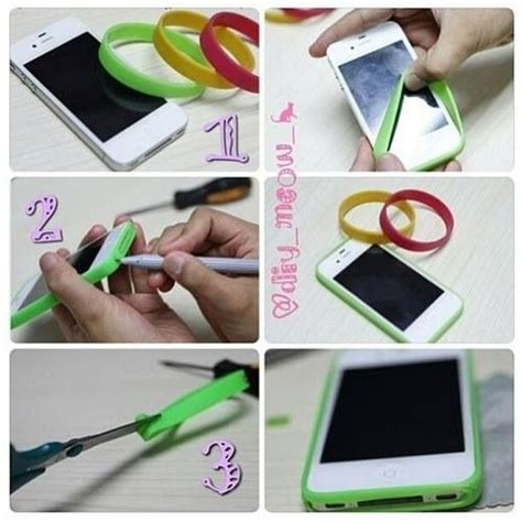 Easy Diy Cover by How To Make Your Own Simple Diy Smartphone Bumper Step By