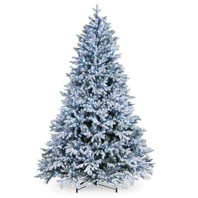 ge nordic spruce christmas tree 7 5 ft most realistic artificial trees trees the home depot
